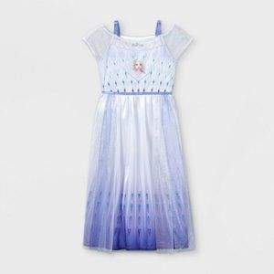 Toddler Girls' Elsa Fantasy Nightgown